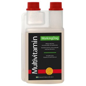 Working Dog Multi-Vitamiini, 500ml