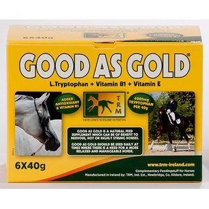 TRM Good as Gold, 40g annospussi