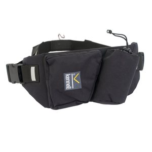 Kennel Equip Hiking Belt Travel taskuilla, 15,5cm