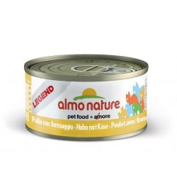 Almo Nature Legend kana ja juusto, 70g