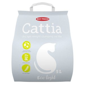 Best Friend Cattia Eco light kissanhiekka 5 litraa