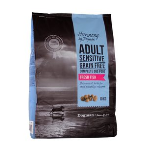 Dogman Harmony Adult Sensitive kala 10kg