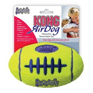Kong Air Squeaker Football M