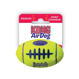 Kong Air Squeaker Football S