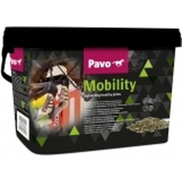 Pavo Mobility nivelille